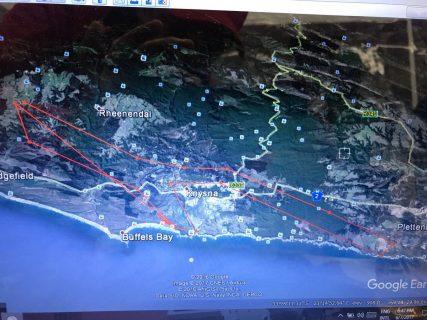 Knysna Fire Map.Knysna Mayor I Have No Words Over Swift Destructive Sa Wildfire