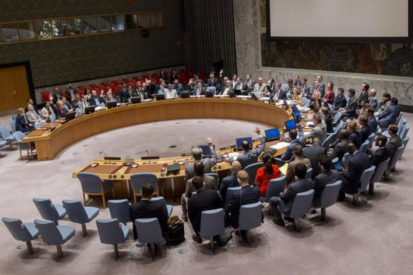 UN Security Council: G5 Sahel counterterrorism force to move forward