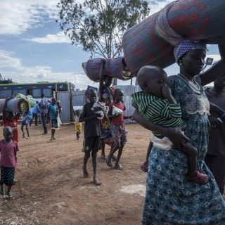 UN Report: South Sudan is world's fastest-growing refugee crisis