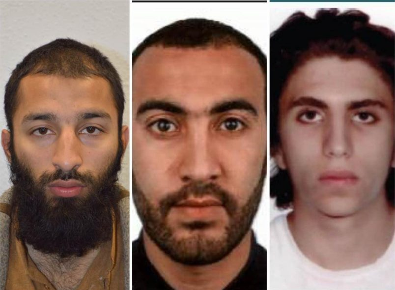 Update: North African named among 3 London Bridge terror suspects