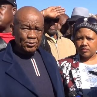 A call to protect witnesses as Lesotho PM fails to appear in wife's murder case