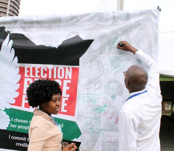 Western diplomats urge transparency as Kenya election prep moves ahead