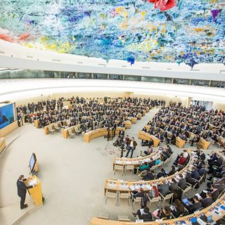 Zeid focuses on Burundi, DRC in remarks to UN Human Rights Council