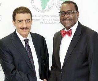 AfDB announces $2 billion partnership with Islamic Development Bank