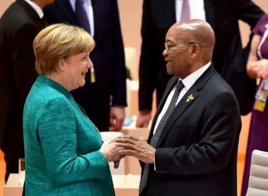 Merkel wins a troubling German election with implications for Africa