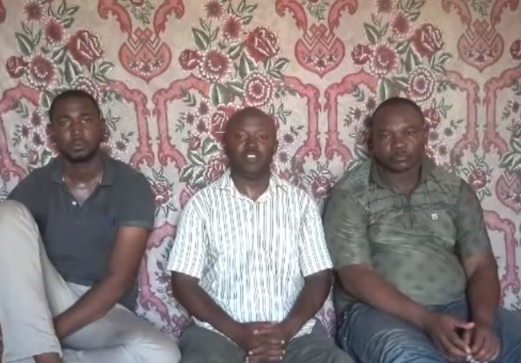 Hostage video released as death toll rises to 70 in Nigerian oil team ambush