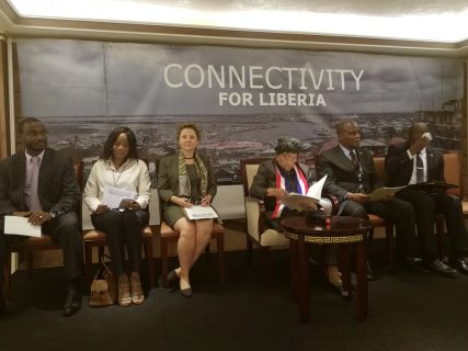 Liberia's president marks Independence Day with $12M connectivity launch