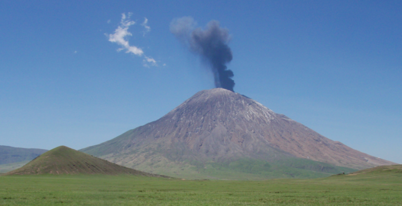 Tanzania: GPS sensor data at Ol Doinyo Lengai points toward eruption
