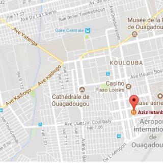 Burkina Faso: 18 dead in Ouagadougou attack