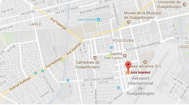 Burkina Faso: 18 dead in Ouagadougou attack