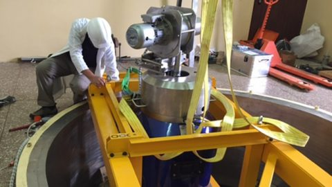 Ghana converts GHARR-1 research reactor to low-uranium fuel