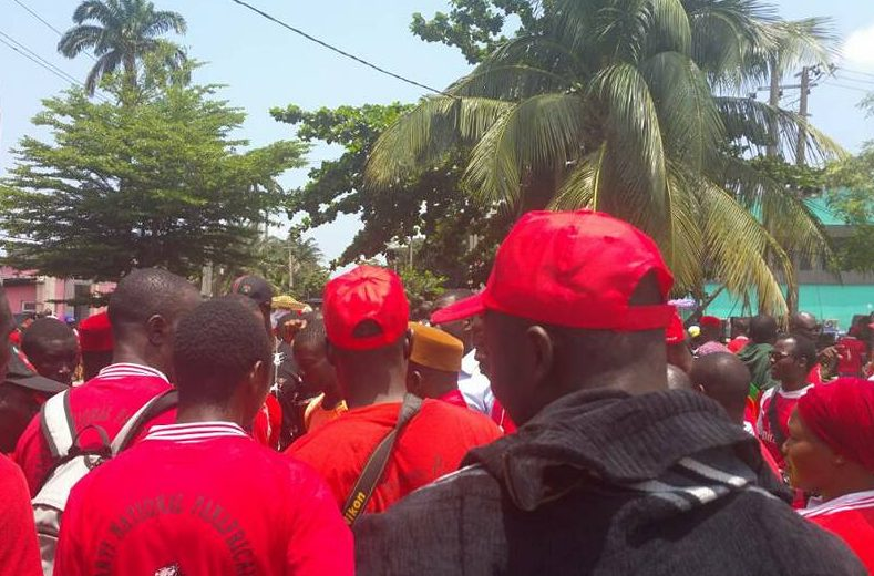 Togo opposition says protests to remove Gnassingbé will go on