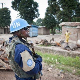Humanitarian workers, peacekeepers increasingly targeted in C.A.R conflict