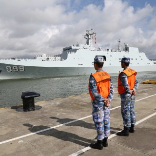 Tensions in Djibouti over U.S. claim of China's laser use