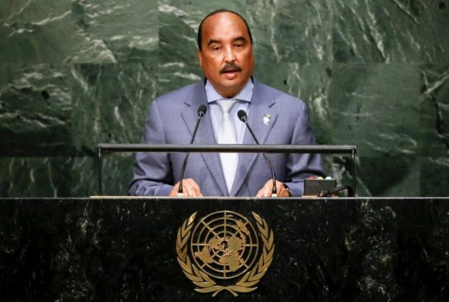 Appeals for calm as Mauritania edges toward referendum vote