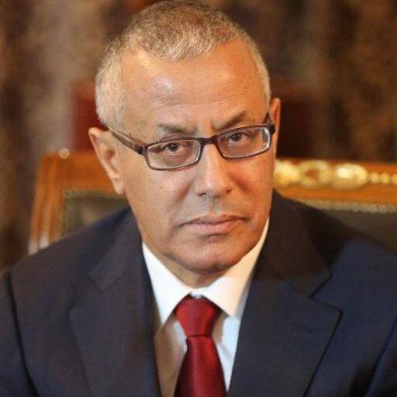 UN envoy in Libya says abducted Zeidan is safe, in good health