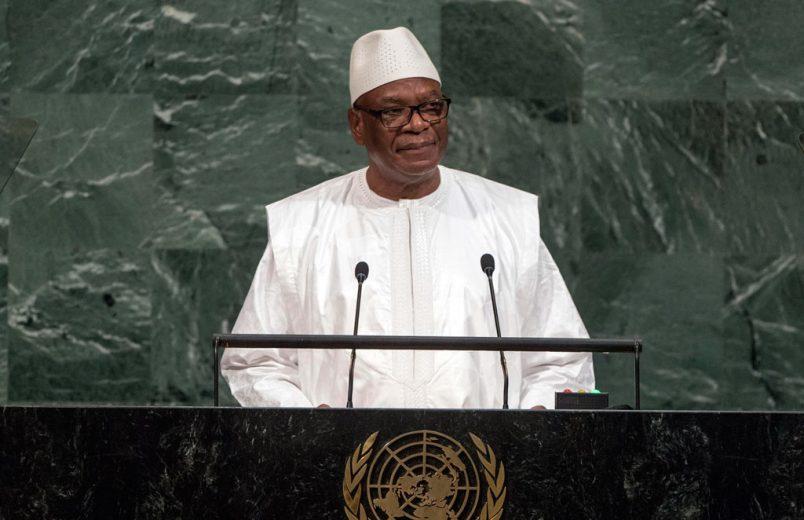 UNGA: Gutteres, Keita appeal for support for G5 Sahel force