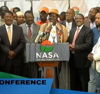 Algorithms and thugs: Making sense of Kenya's historic election reversal