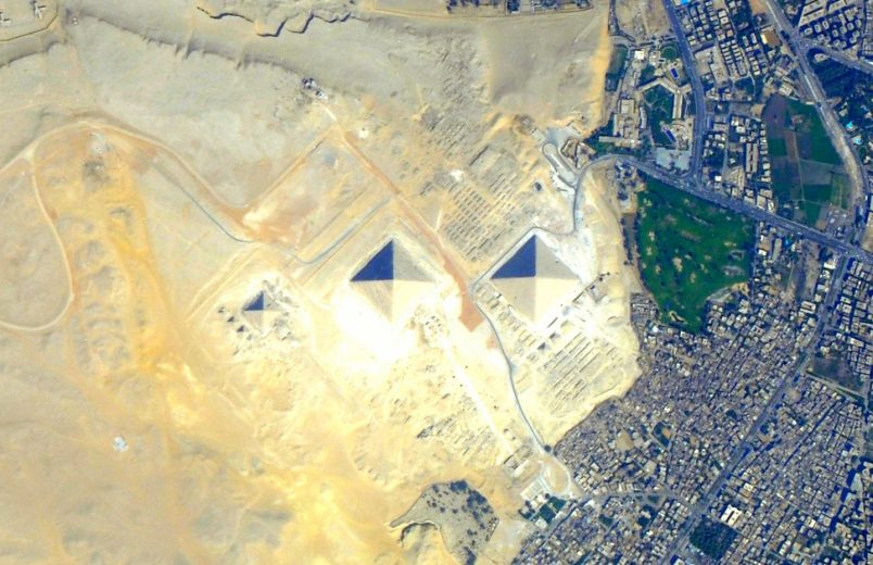 With MP approval, Egypt's space and satellite plans move ahead