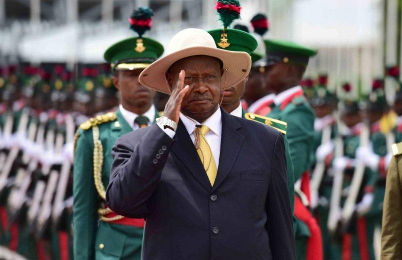 Poll: Ugandans don't want presidential age-limit change