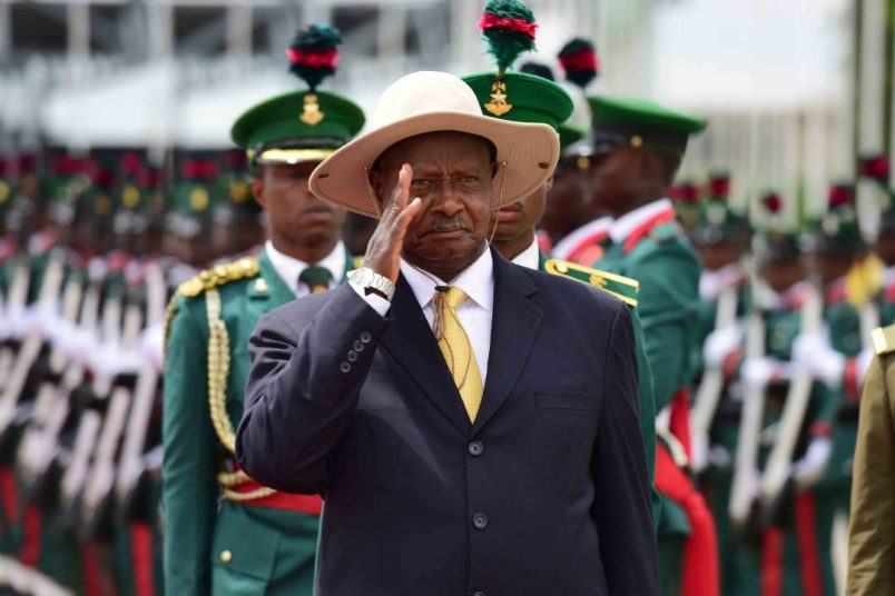 Poll: Ugandans don't want presidential age-limit change