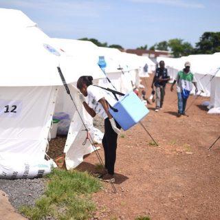 Nigeria begins nearly 1 million vaccinations to halt cholera outbreak