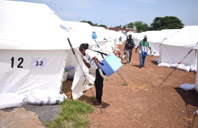 Nigeria begins nearly 1 million vaccinations to halt cholera outbreak