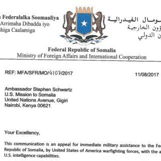 Report: Somalia sounds alarm over Iran's access to uranium now in extremist hands