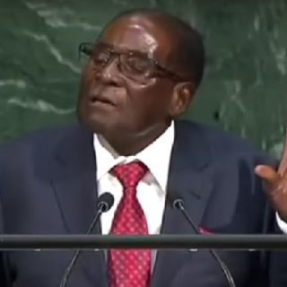 Mugabe is gone. But Mugabe already was gone, and yet remains