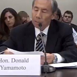 Yamamoto testifies before U.S. committee on $5.2 billion African aid budget