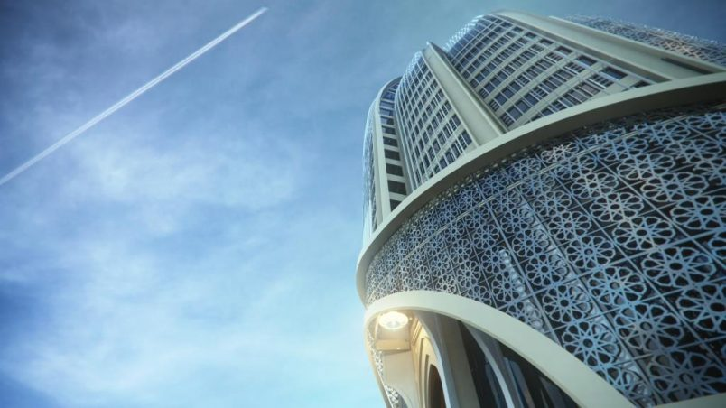 Kenya: Nairobi tower inspired by Islamic design opens for business