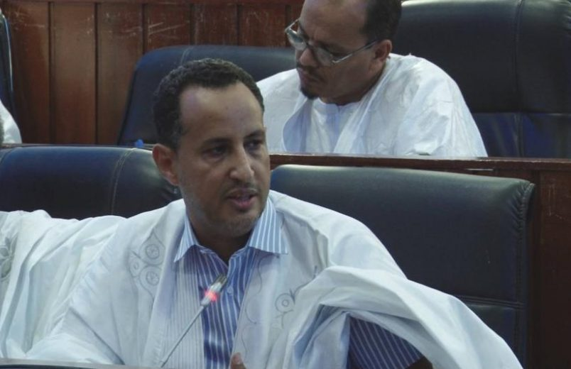 Mauritania: Rights group raises questions over politician Ghadda's arrest
