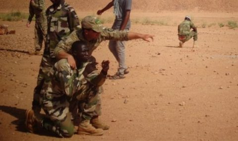 Niger: U.S. sources confirm Special Forces deaths near Mali border