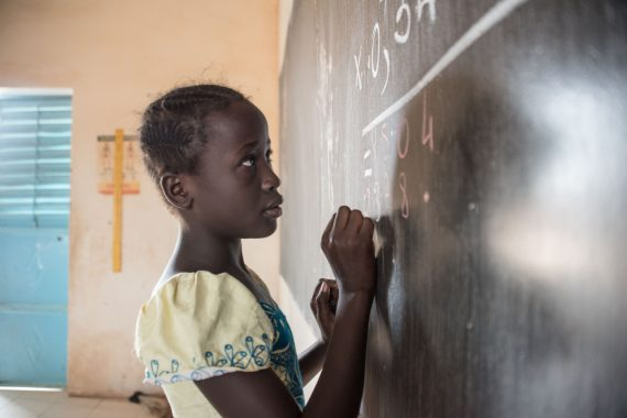 ONE Campaign report appeals for better access to girls' education