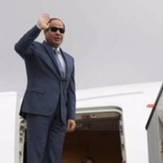 Egypt's Sisi arrives in Paris under cloud of human rights controversy