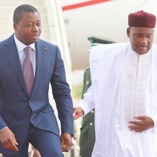 ECOWAS urges Gnassingbe to resolve Togo crisis