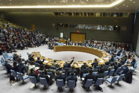 South Africa anticipates UN Security Council vote