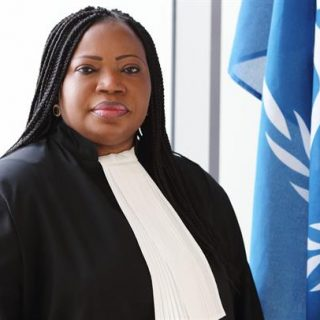 ICC prosecutor Bensouda launches probe in DR Congo