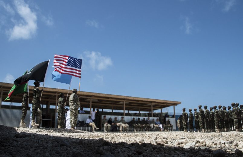 U.S. says four killed in airstrikes targeting Somalia's Al Shabaab