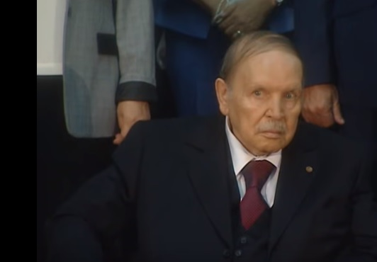 Bouteflika resigns with an emotional farewell to Algeria