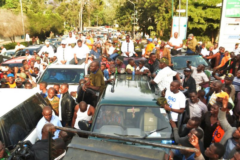 Kenyatta victory upheld amid new violence, but NASA refuses decision