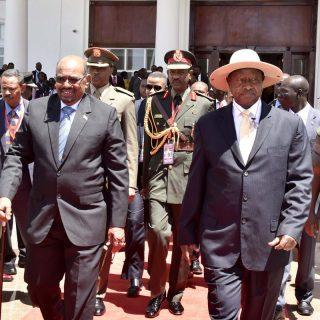 Despite ICC warrant, Uganda rolls out red carpet for Sudan's Al-Bashir