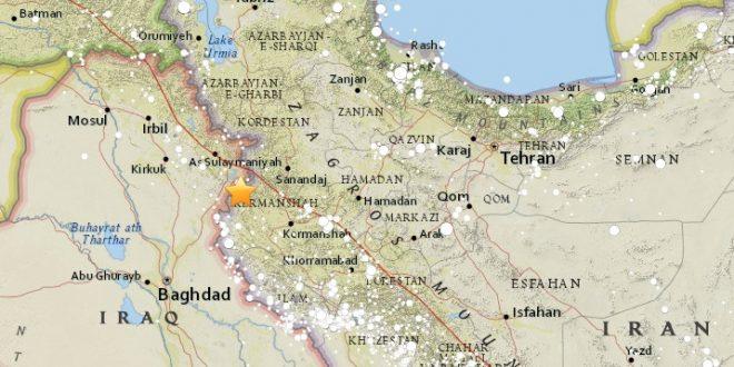 Sudan, Egypt send condolences as Iraq-Iran quake toll passes 500