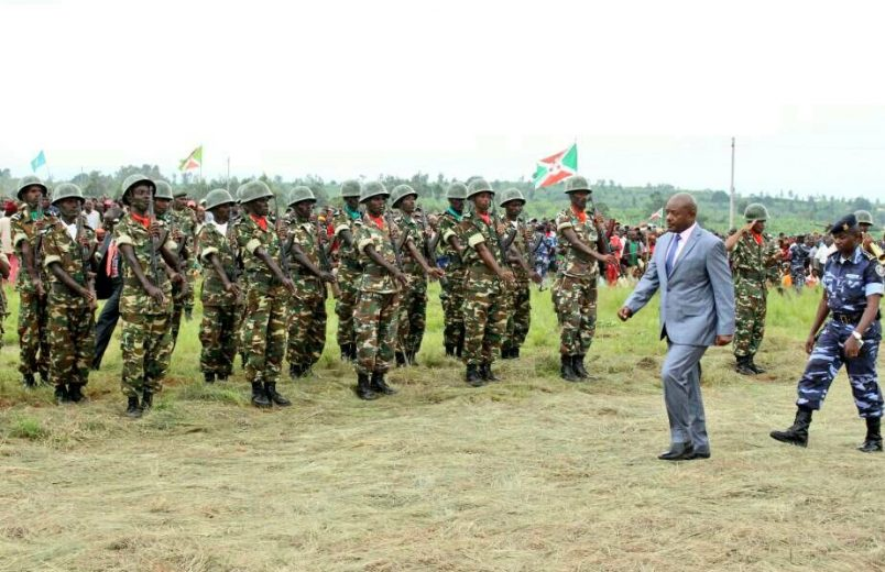 Nkurunziza launches campaign for Burundi's constitutional reforms