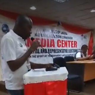 Liberians await results of Weah-Boakai presidential runoff