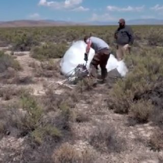 Kenya: Google's Project Loon connectivity balloon returns to earth