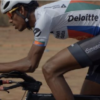 SA cyclist named Africa's best, but Eritrean riders are still the story