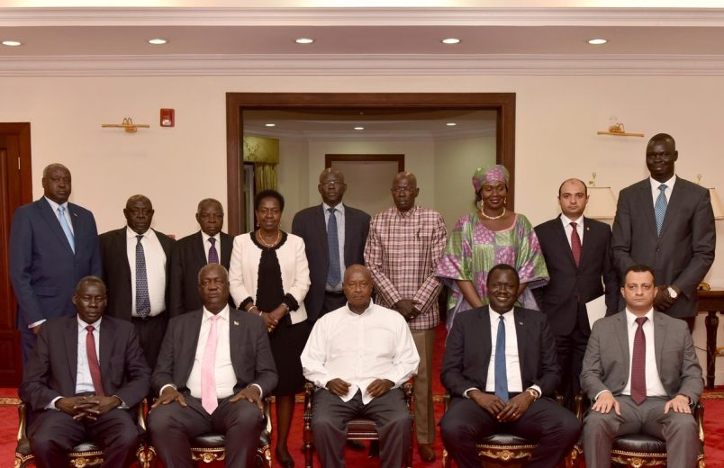 IGAD set to begin new round of South Sudan negotiations