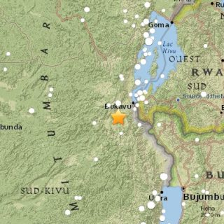 DRC's Lake Kivu region hit by second 5.0 quake within 48 hours