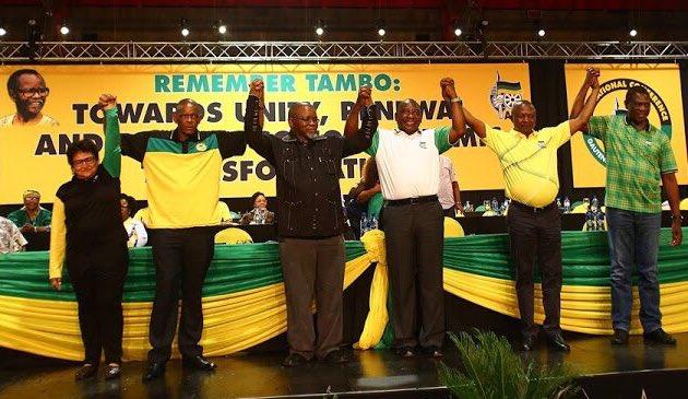 South Africa: Mixed reviews follow Ramaphosa's ANC win